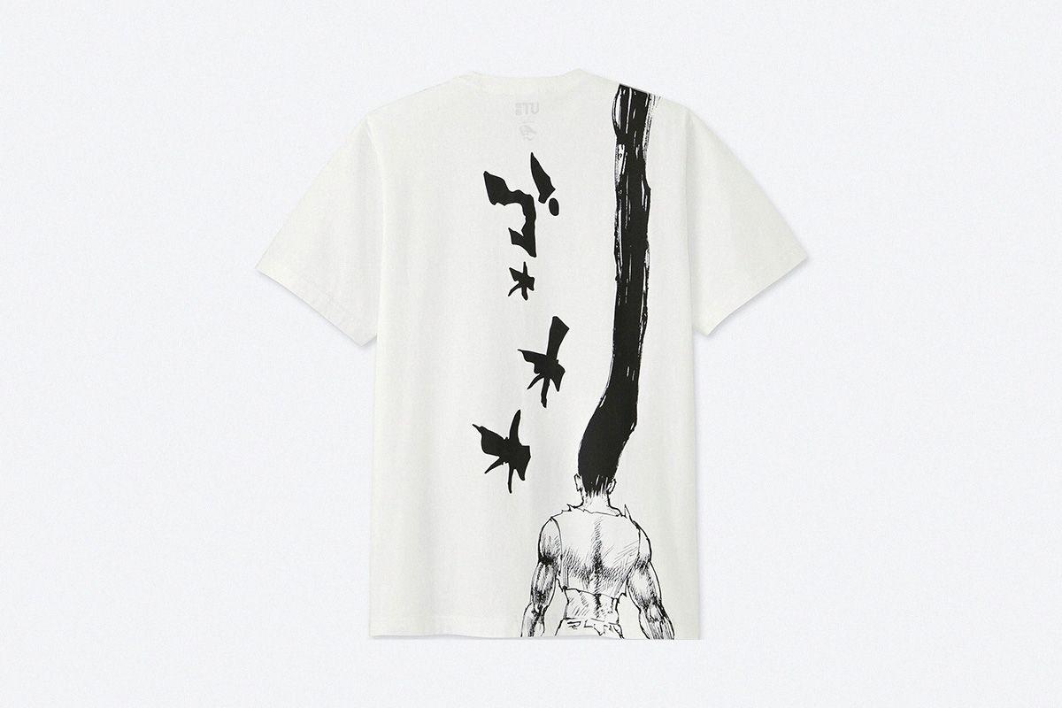 uniqlo ut weekly shonen jump drop the ultimate anime t shirt capsule uniqlo anime shirt shirts