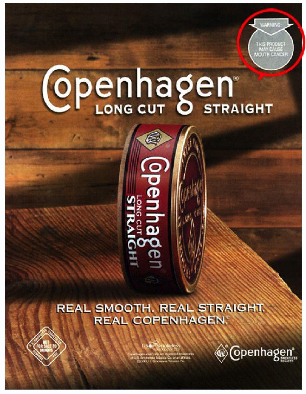 tobacco Copenhagen advertising | Advertising | Copenhagen