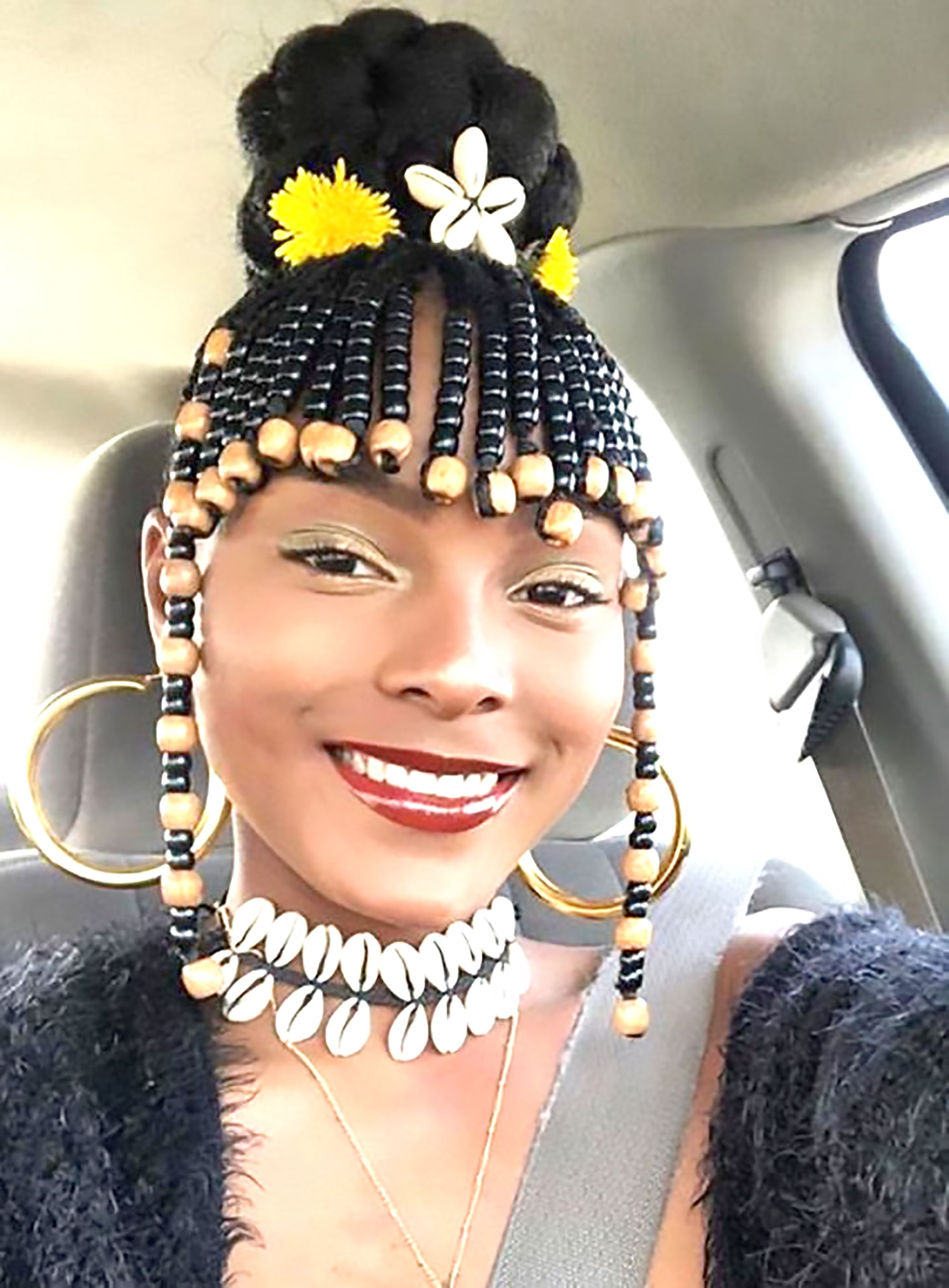 Pin On Braids With Beads
