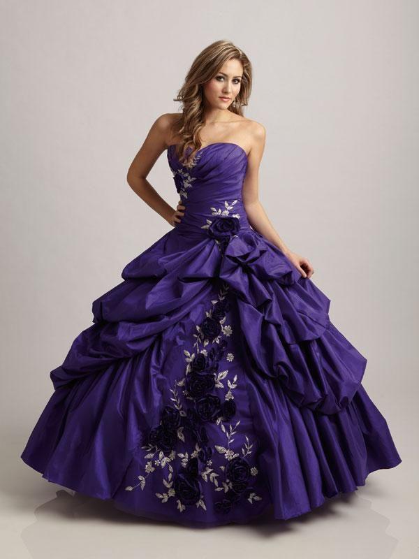 vestidos de quinceañeras bordado de rosas | Vestidos de quince ...