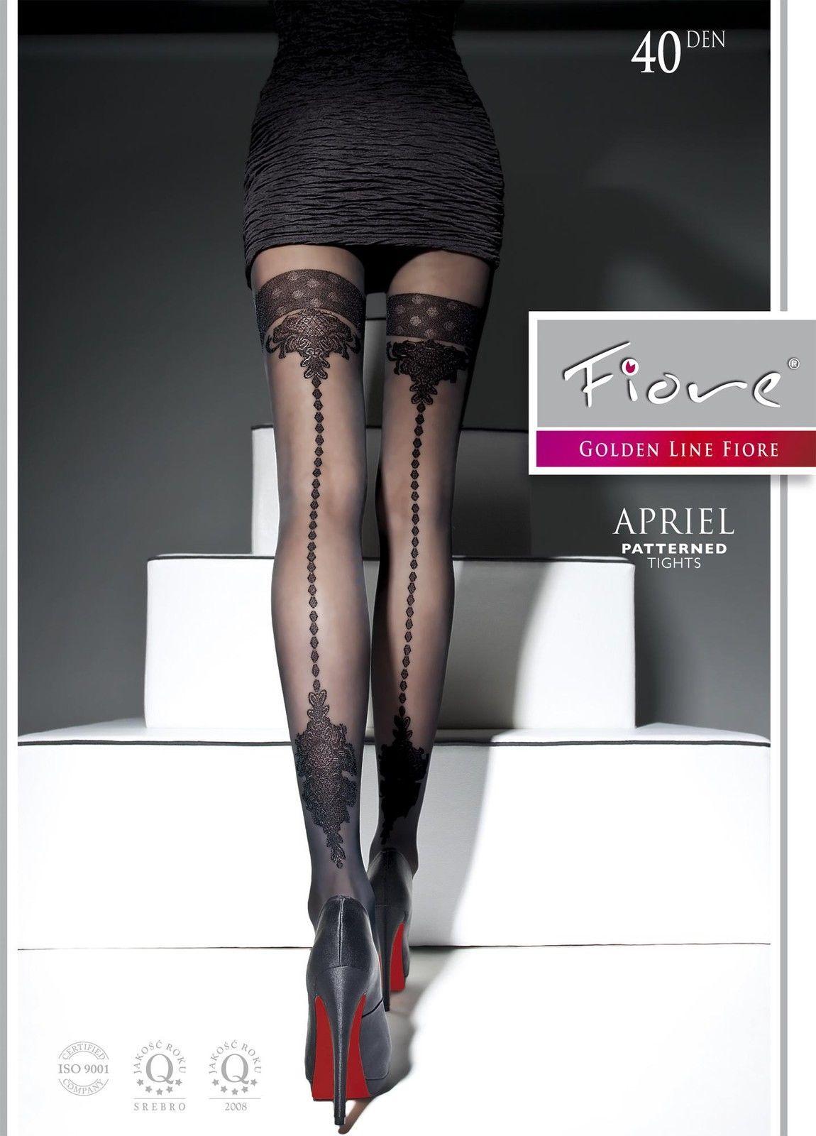 Fiore 40 Denier Sheer Stockings