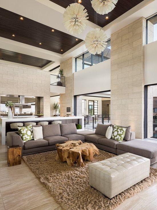 50 Modern Living Room Design Ideas | Pinterest | Room, Living rooms ...