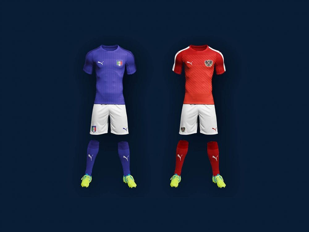 Download Complete Free Soccer Kit Psd Mockup Mockup Psd Soccer Kits Mockup Free Psd