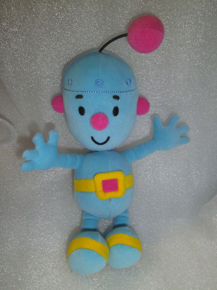 Little Robots Tiny Soft Toy Character 12 Quot H Hard To