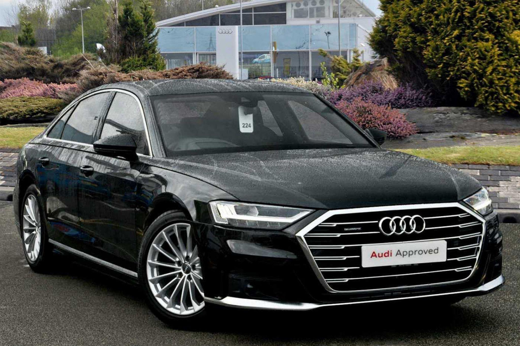 Audi A8 50 Tdi Quattro S Line 4dr Tiptronic En 2020 Autos Exoticos Autos