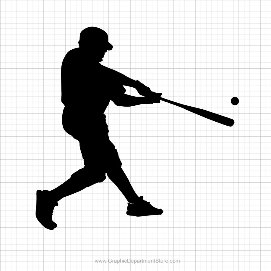 44+ Baseball player clipart silhouette ideas in 2021