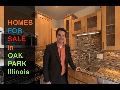 Homes for Sale in Oak Park Illinois   Oak Park IL Real Estate