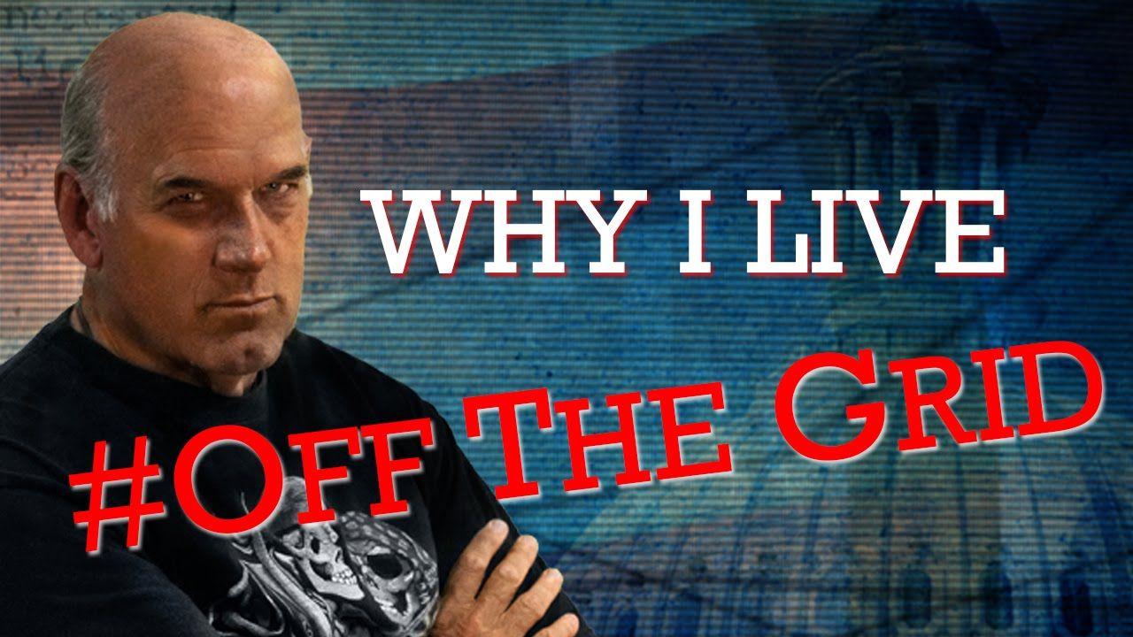 Why I Live OffTheGrid Jesse Ventura Off The Grid Ora