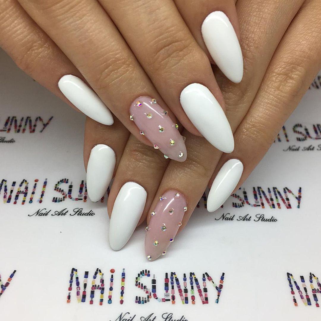 Beautiful nail art design inspiration by Nail Sunny