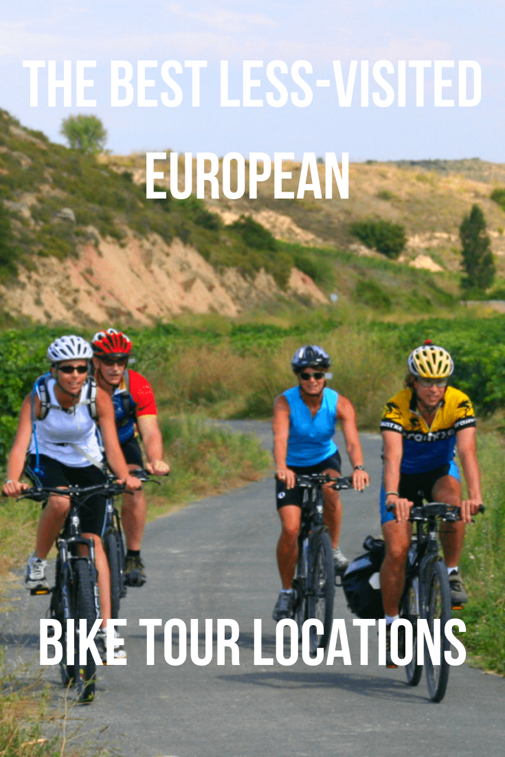 The Best Less Visited European Bike Tour Locations Travel