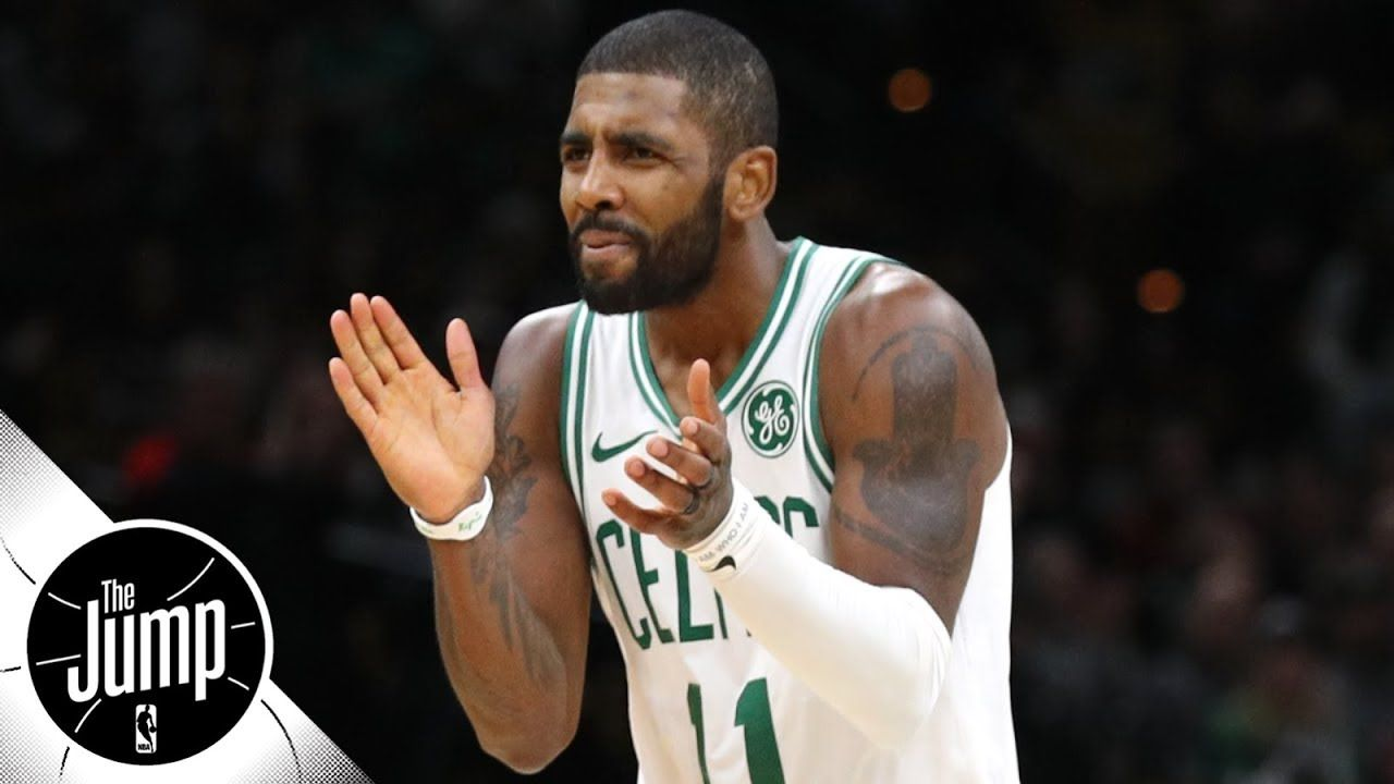 what changed for kyrie irving (it wasn't just the haircut