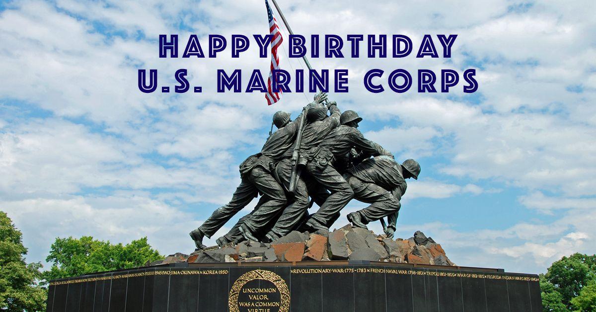 MarineCorpsBirthday CallawayJones Funeral & Cremation