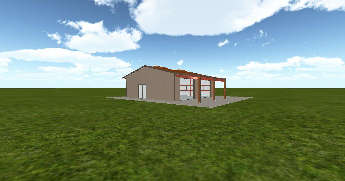 Cool 3D marketing http//ift.tt/2GGdHyZ barn