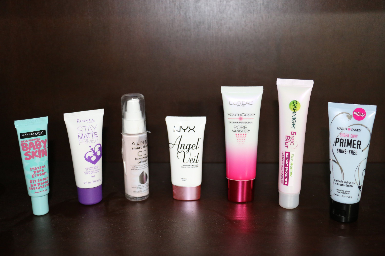Best & Worst New Drugstore Makeup Primers 2014 Makeup