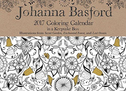 Johanna Basford 2017 Coloring Day To Calendar By Amazon Dp 1449478808 Refcm Sw R Pi WHpSwb0GPPK5M