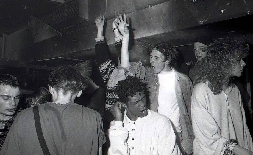 Club Future @ Sound Shaft London [March 1988) | Club Dancer