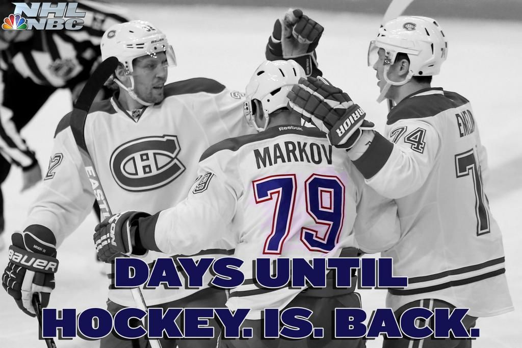 Not like we're counting or anything... IsItOctoberYet