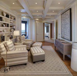 Elegant Florida Condo with Coastal Interiors | Library ...