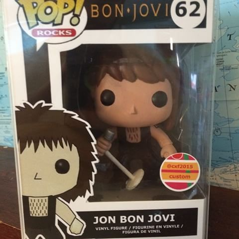 Image Result For Bon Jovi Funko Pop Christmas Em 2019