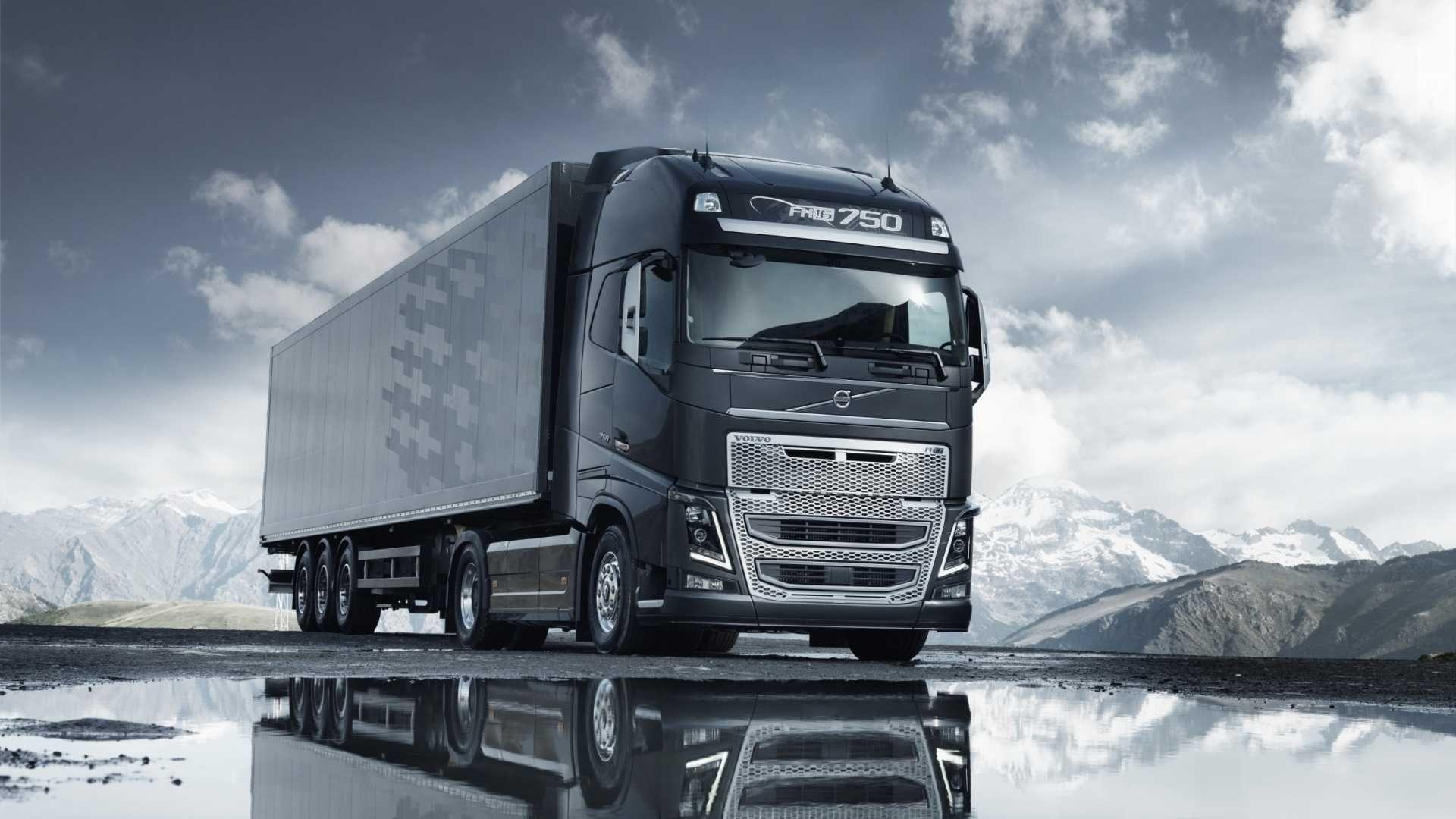 15 Best Trucks In The World Cool Trucks Pictures Volvo Trucks Volvo Trucks