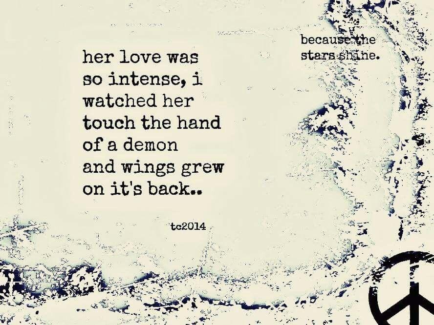 Because the stars shine