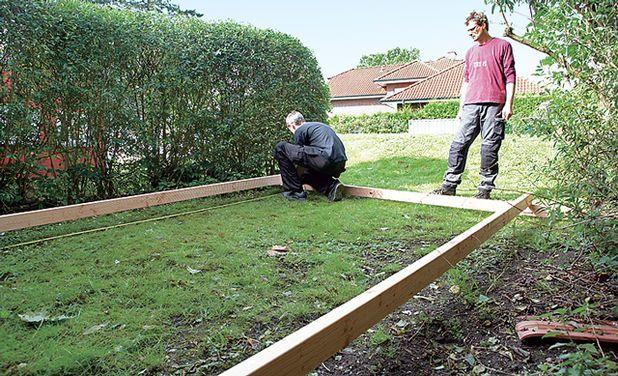 17 best ideas about terrasse anlegen on pinterest | terasse, Hause und Garten