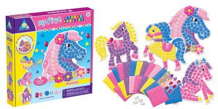 Orb Factory - Ponies Sticker Mosaics