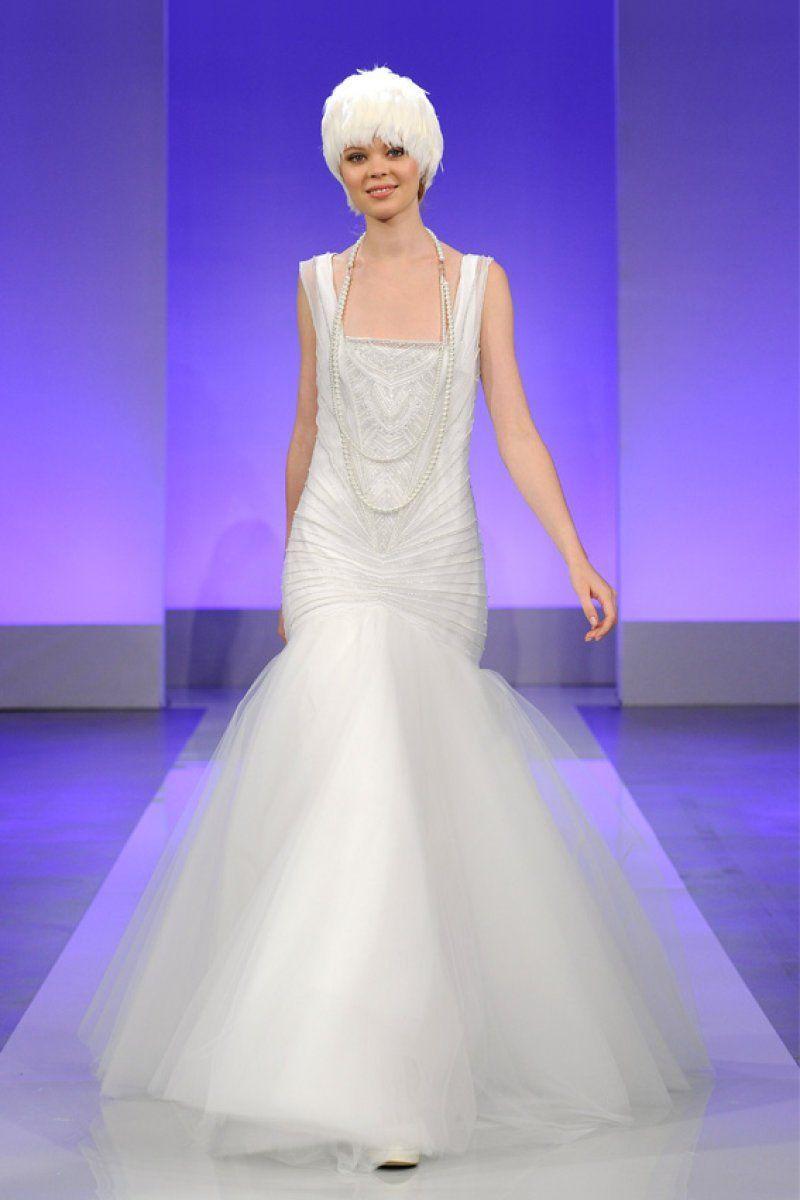 Vestidos de novia inspirados en los años 20: aprendemos más de la ...