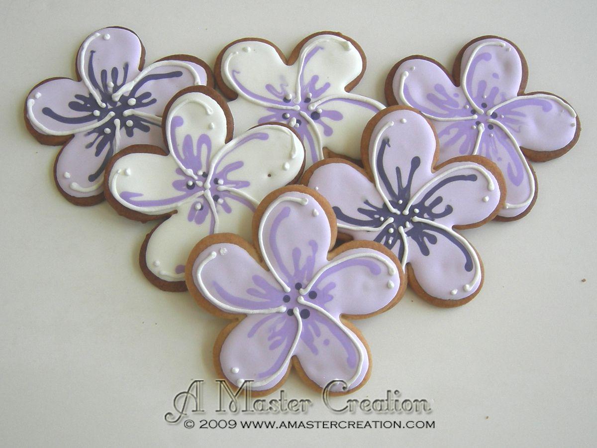 Leelana & Gabriel Wedding Cookies