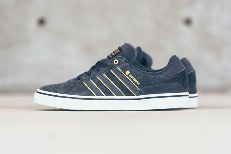 75f18e3192fe Spitfire x adidas Skateboarding Busenitz Vulc
