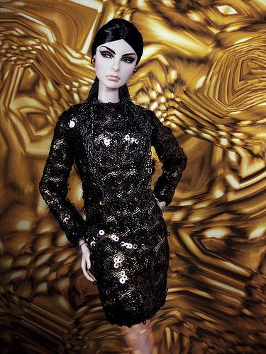 Silence Is Golden | Dress: Shantomo Jewelry: Integrity | Paris In BKK | Flickr