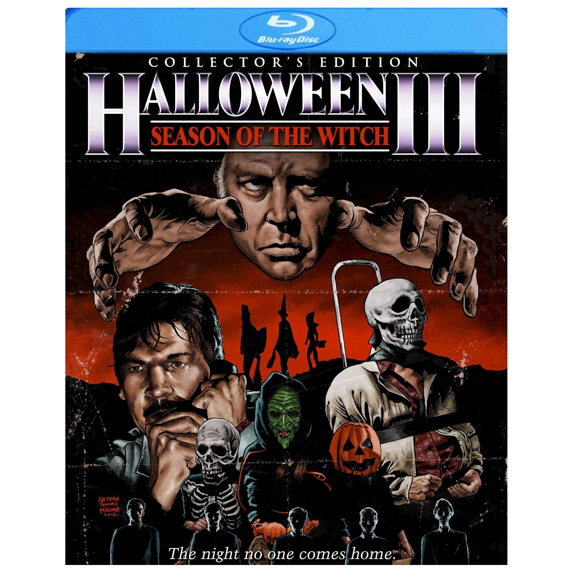 halloween iii:season of the witch ce (blu-ray) in 2018 | products