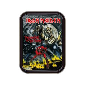 Iron Maiden Killers Small Tin Iron Maiden Cool Bands Maiden