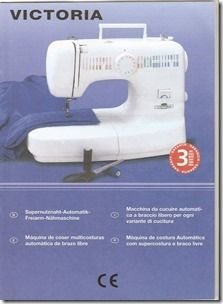 Pin en Máquina de coser