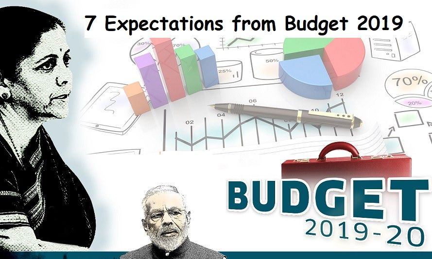 7 Things To Expect In Budget 2019 Budgeting Expectations Financial Advice