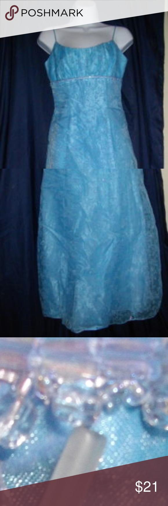 Morgan and Co. Linda Bernell 5/6 Prom Long Dress | Prom long ...