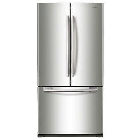 Samsung 17 51 Cu Ft Counter Depth French Door Refrigerator