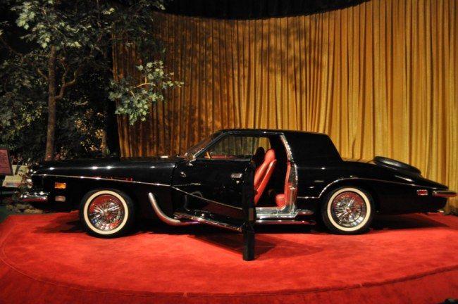 218 Ltimo Carro Dirigido Por Elvis Presley Ser 225 Exposto Na