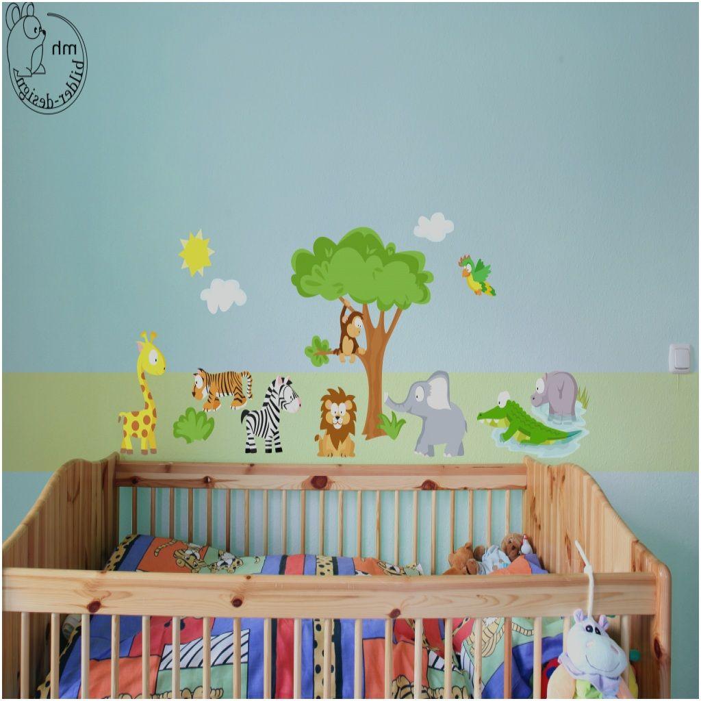 Kinderzimmer Dschungel Inspiration Wandtattoo Kinderzimmer