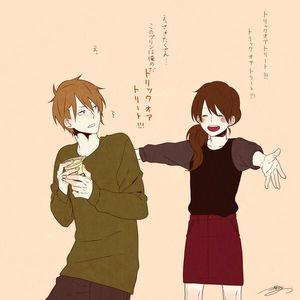 2人だけの思い出がたくさん。そのなかには、他人が聞いてたところでよく分からない秘密のジョークも。こっそり目を合わせ、にっこりと笑いあえる。そんな、言葉がなくても...