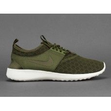 2016 Nike Womens Juvenate Olive Green Mesh Running Shoes is a premium  product from Nike(