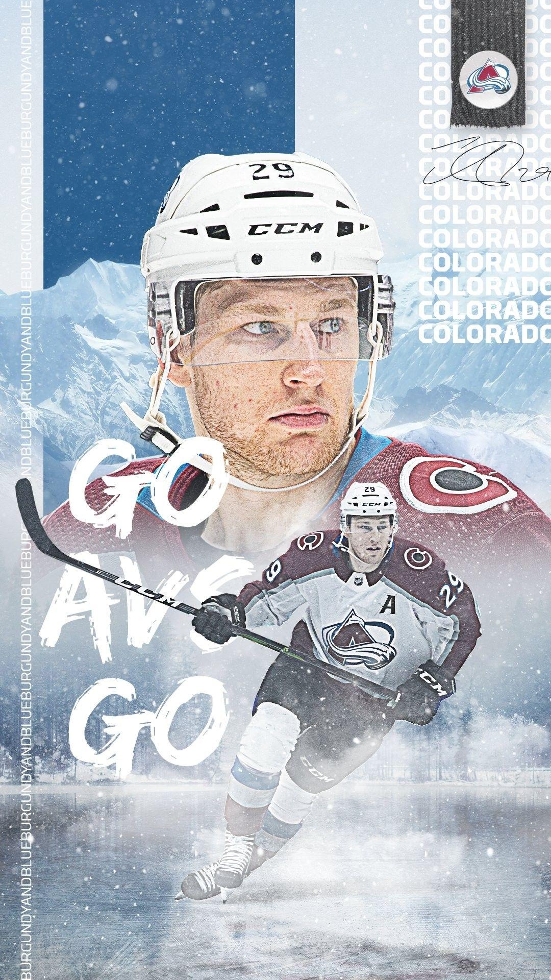 Pin By Andre Donadio On Nathan Mackinnon Nathan Mackinnon Hockey Fans Hockey Teams