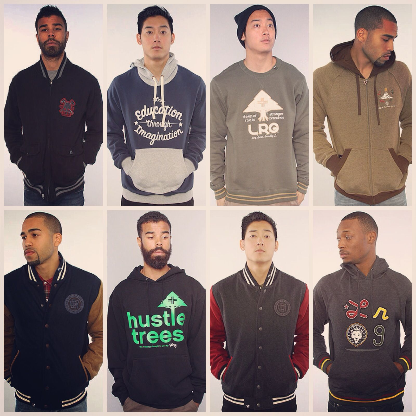 ef7de6cd37 New  amp  Restocked Jackets and Hoodies from LRG. Available to purchase at  Karmaloop.