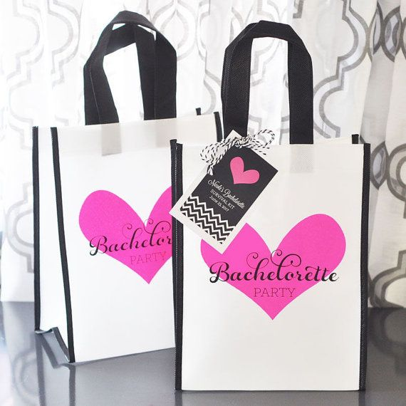 Hey, I found this really awesome Etsy listing at https://www.etsy.com/listing/222910968/bachelorette-party-bags-set-of-12