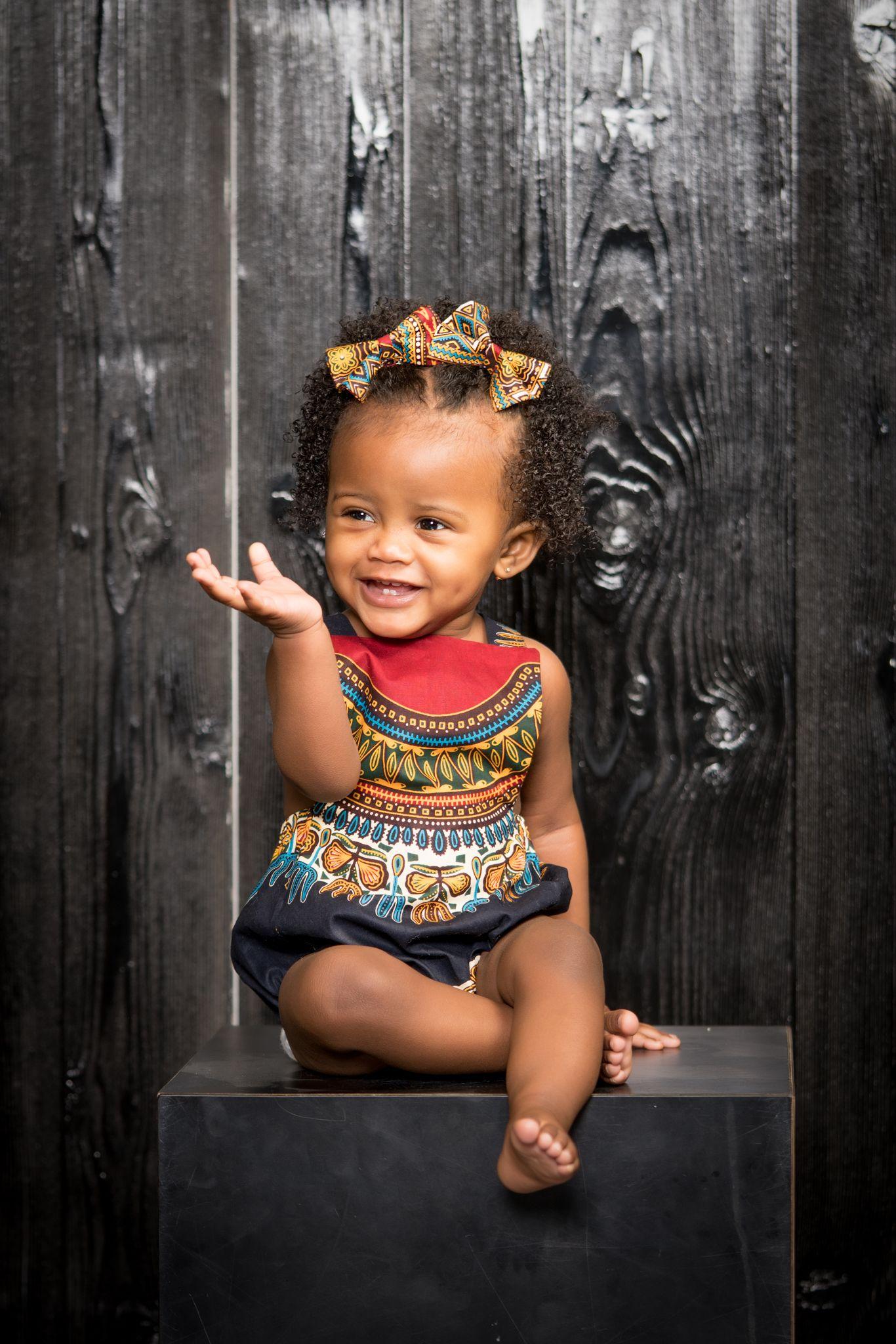 Black babies photo shoot