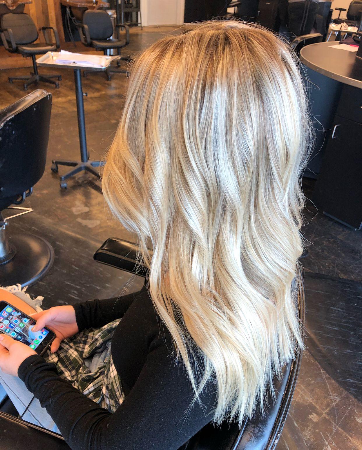 Blonde Babe Emily Hairbeauty Hair Styles Hair Color Blonde Hair Looks