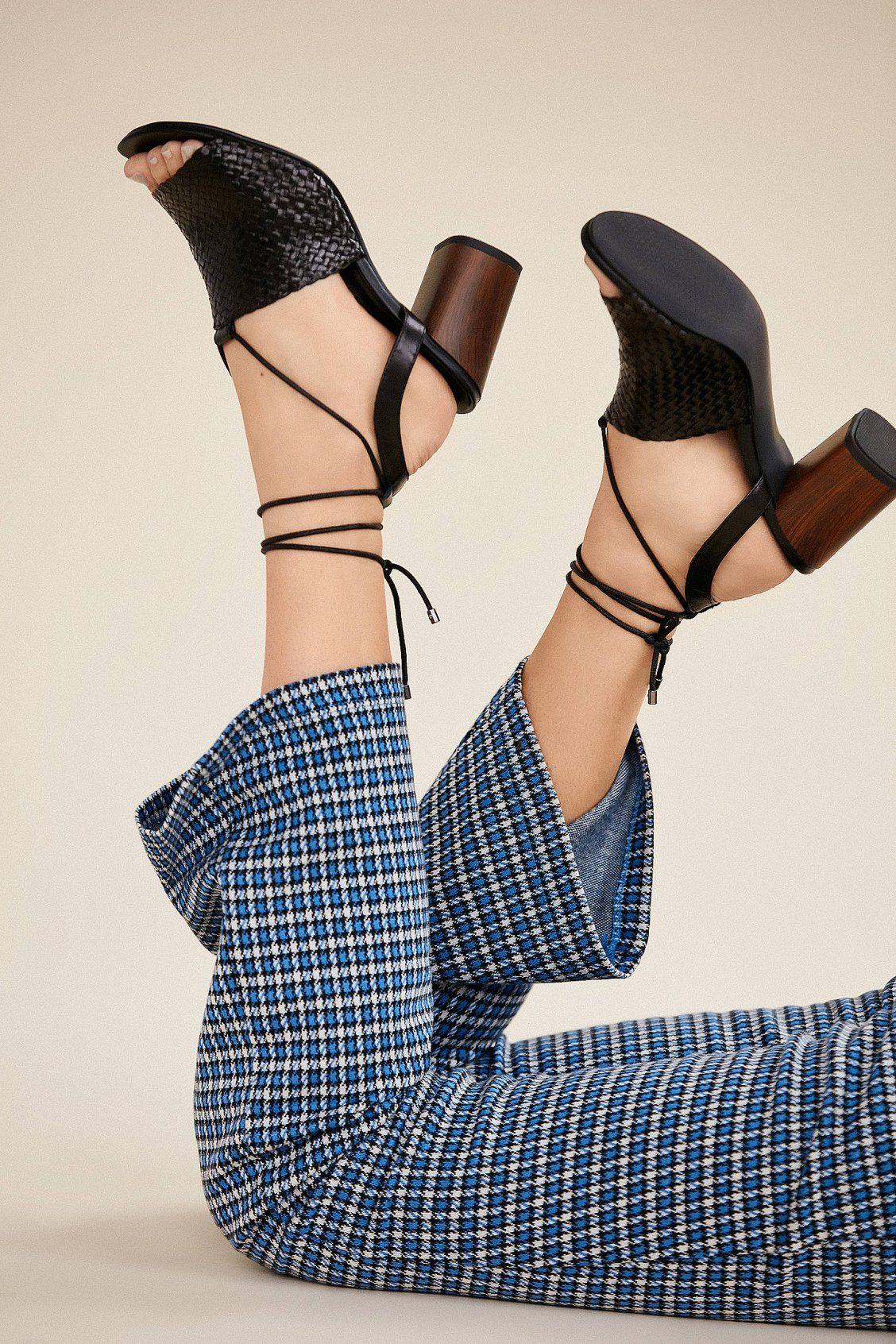 Vagabond Shoemakers Carol Woven Sandal | Coup de pied