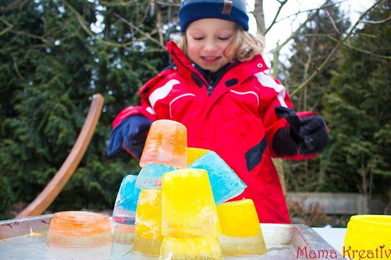 Spaß im Winter: 4 tolle Spiele im Winter für Kinder draußen