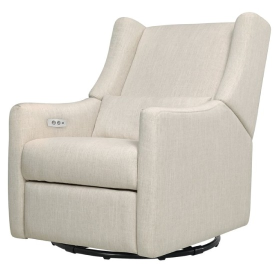 Babyletto Kiwi Electronic Recliner Glider Recliner