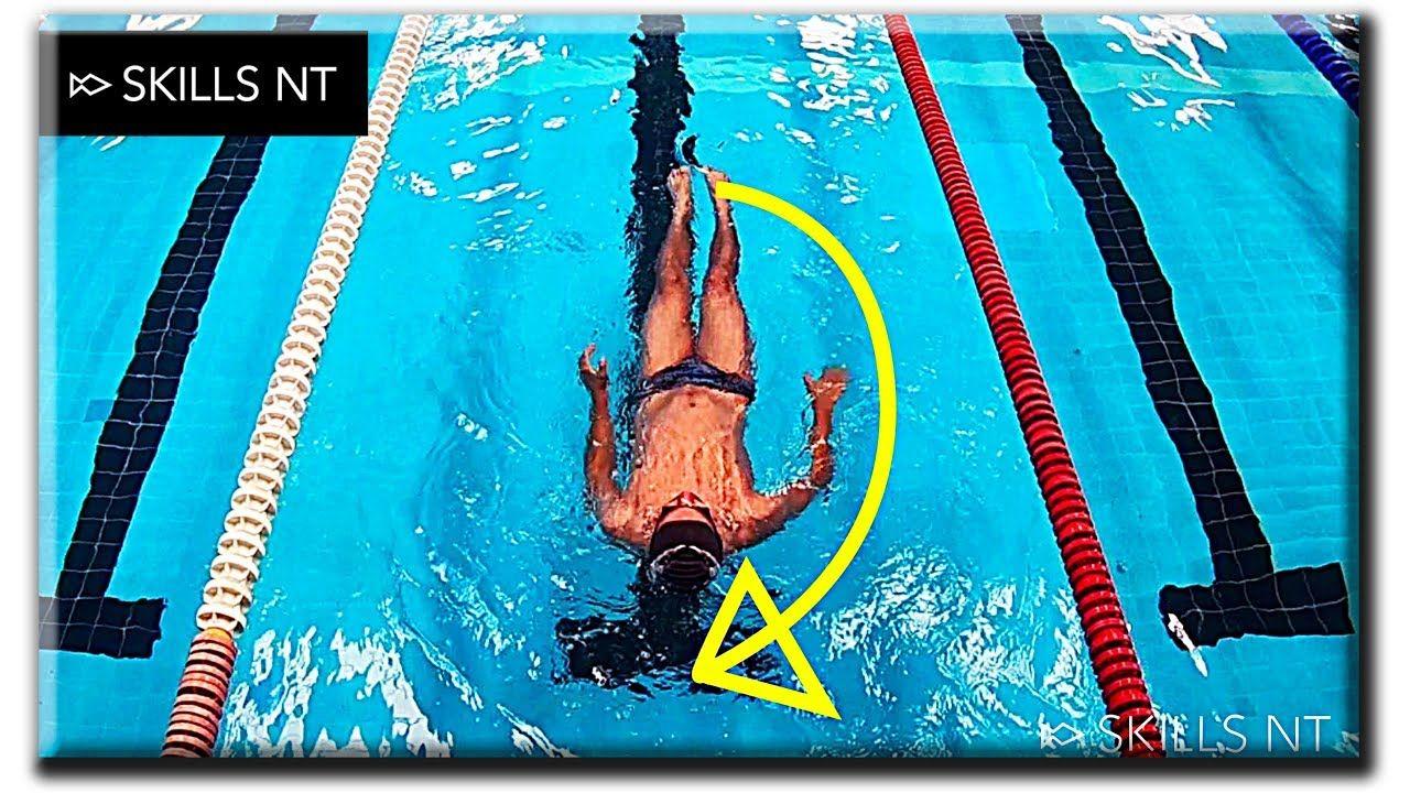 3 exercises for the backstroke to breaststroke flip turn